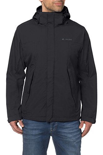 Vaude Herren Men's Escape Light Jacket Jacke Jacke Escape Light Jacket, Black, 50 (Herstellergröße: M)