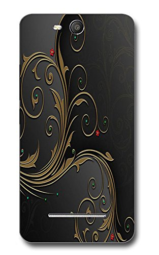 SEI HEI KI High Quality Silicon Printed Designer Back Cover for Micromax Canvas Juice 3 Q392  available at amazon for Rs.240