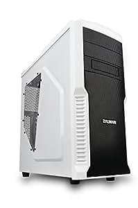 Zalman ATX Mid Tower PC Case Z3 Plus-W
