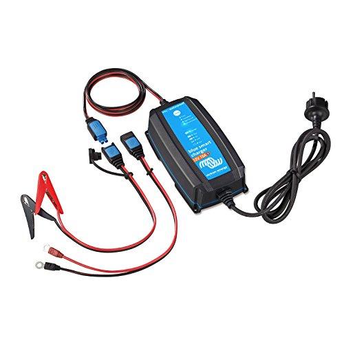 Victron BlueSmart Batterieladegerät IP65 12/15 mit integriertem Bluetooth für alle Batterietypen 12V 15A BPC121531064R