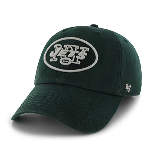 nfl-new-york-jets-47-brand-franchise-fitted-hat-dark-green-small