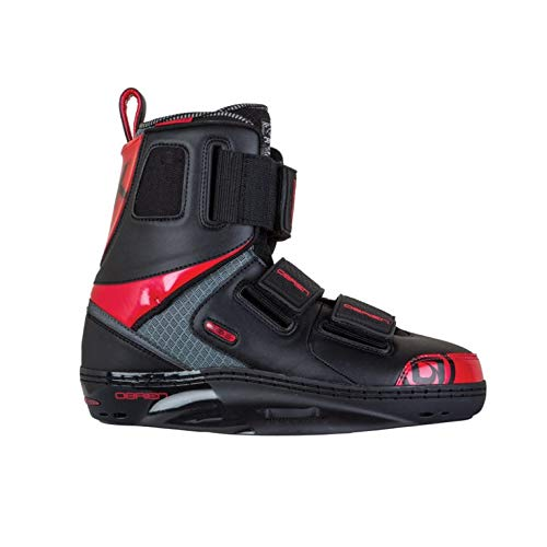 Obrien GTX CT Red - Close Toe High End Wakeboard Binding