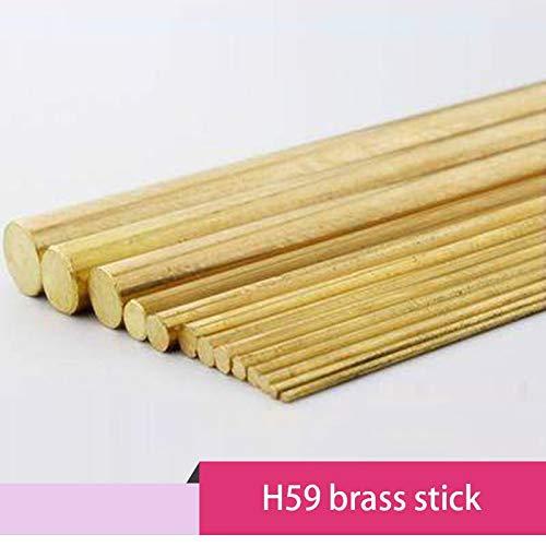 Kamas H59 Messingstab 500 mm, 3 mm