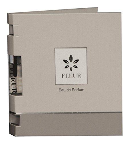 5 x Parfum Probe Ampullen für Herren von Fleur Parfumerie, Duftproben Set Homme/Men, Eau de Parfum, Bo / Raphael / Tendre / Blaise / Nero, je 1.5 ml