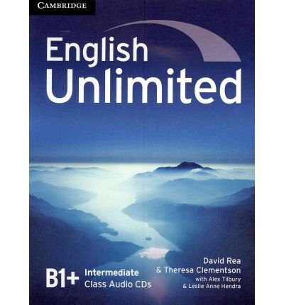 [(English Unlimited Intermediate Class Audio CDs (3))] [ By (author) David Rea, By (author) Theresa Clementson, With Alex Tilbury, With Leslie Anne Hendra ] [April, 2011]