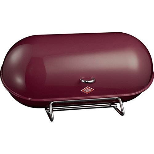 WESCO Breadboy Deep Purple Bread Bin