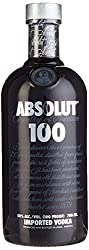 Absolut 100 Wodka (1 x 0.7 l)