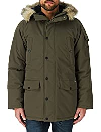 Cazadora Carhartt: Anchorage Parka Cypress/Black GN