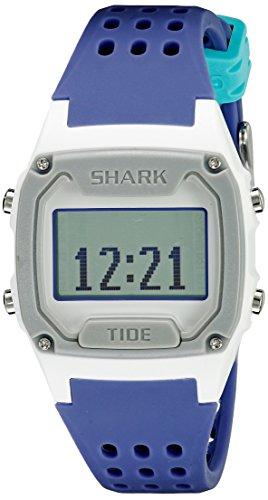 Freestyle Unisex 10019171marea Trainer pantalla Digital morado reloj de cuarzo japonés