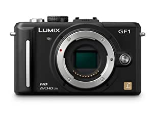 Panasonic Lumix GF1 12.1MP Digital System Camera Body - Black