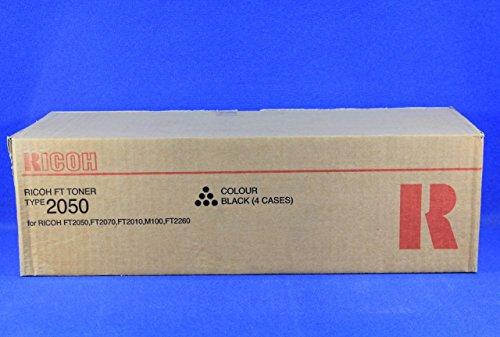 Ricoh Type 2050 887661 Toner Black 889317 - Nrg Type