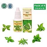 Keva Panch Tulsi Drops (Pack of 6, 90 ml)   100% Organic, Natural
