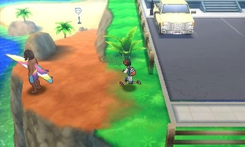 Pokémon Ultra Moon  galerija