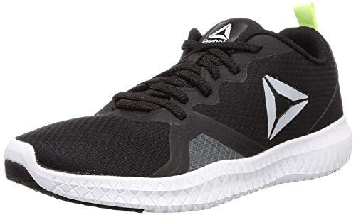 Reebok Men's Axon Tr Lp Black/Elefla/None Training Shoes-10 UK (44.5 EU) (11 US) (EG0241)