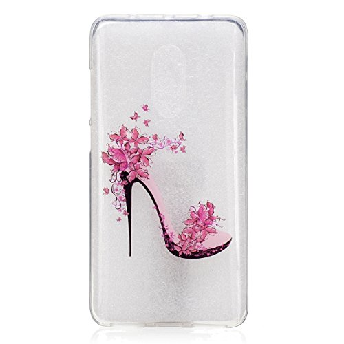 CaseFirst Xiaomi Redmi Note4 Case, Drop Protection Cell Phone Cases Anti-Scratch Shockproof Rubber Bumper Protective Defender Case Cover for Xiaomi Redmi Note4 High Heel Climbing Heels