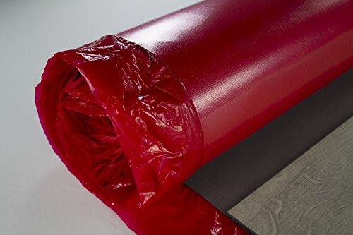 80 m² Trittschalldämmung Vinylboden Laminat Unterlage Klick Vinyl NostraSONIC