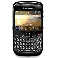 BlackBerry Curve 8520 Black - smartphones (Single SIM, BlackBerry OS, EDGE, GPRS, Bar, Lithium-Ion (Li-Ion), Black)