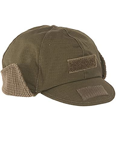 Mil-Tec BW Cap d'hiver Gen II Olive Taille 58
