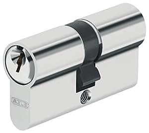 ABUS E5N30/80 Cylindre Nickelé E5 30 x 80 mm