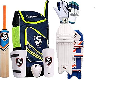 Sg Cricket Kit Full Set For Adul...