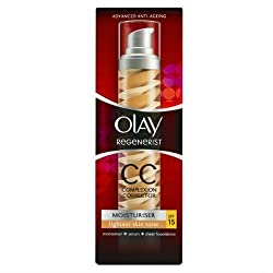 Olay Regenerist Moisturiser Cc Cream Light SPF15 50ml