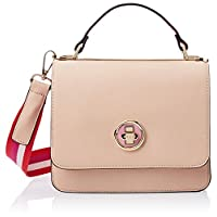 Aldo Crossbody Bag for Women, Polyester, Light Pink - BARTORIA55