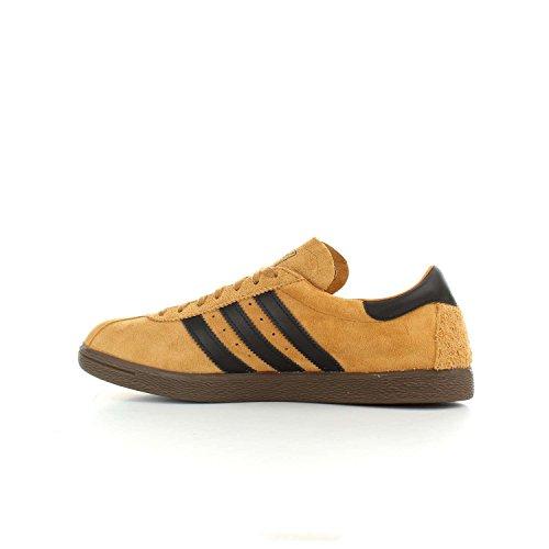 adidas Tobacco, Chaussures de Gymnastique Homme Beige (Mesacore Blackgum5 Mesacore Blackgum5)