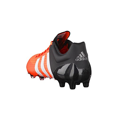 Ace 15+ Primeknit FG - Chaussures de Foot Orange