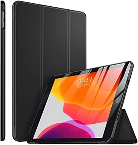 Helix Folio Flip Cover with Inbuild Stand for iPad 10.2 / A2198 / Apple iPad 7th Gen
