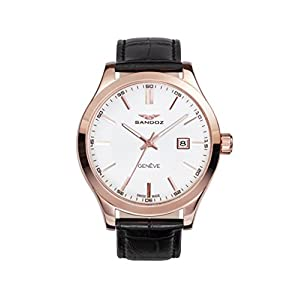 Reloj Suizo Sandoz Caballero 81377-87 Sport Collection