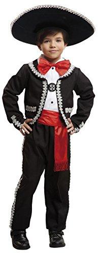 Imagen de my other me  disfraz de mejicano para niño, 5 6 años viving costumes 203317