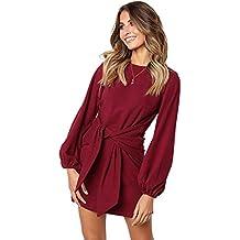 Amazon.it  vestiti estivi ragazza corti - Spedizione gratuita via Amazon 4b8694a9a37