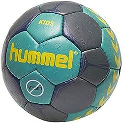 Hummel Ballon de handball 0 Viridian/Ombre Blue/Yellow