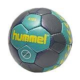 Hummel Ballon de handball 1 Viridian/Ombre Blue/Yellow