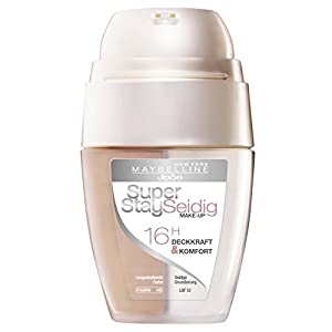 Maybelline 16HR Superstay Silky Foundation 40 Fawn