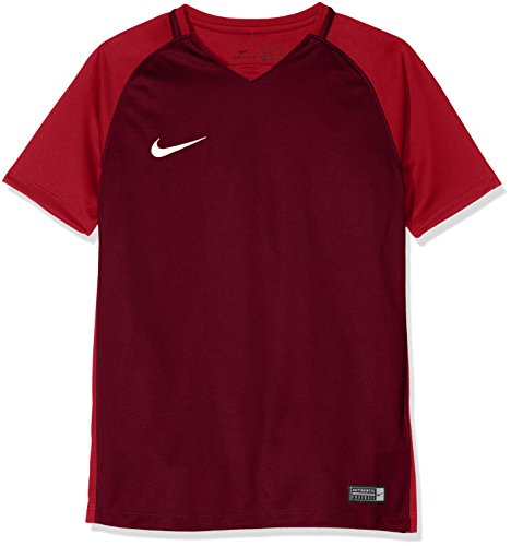 Nike Kinder Trophy Iii Jersey Youth Shortsleeve Trikot , Rot (Team Red/Gym Red/Gym Red/White) , M -