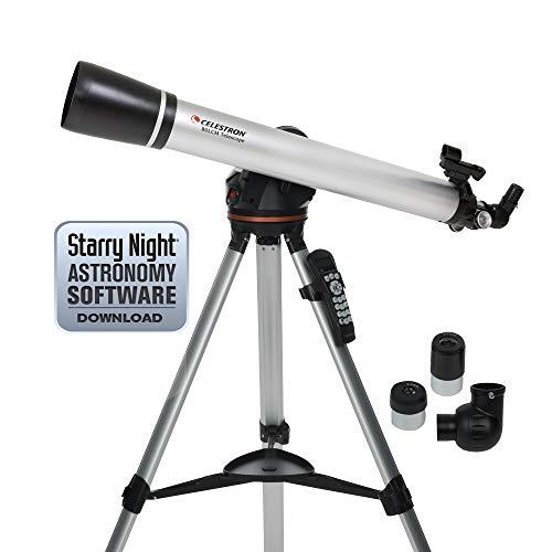 Celestron 22051 LCM 80 Informatizado telescopio refractor