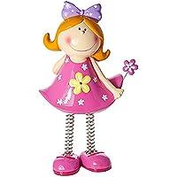 Huchas infantiles niñas decorativa con forma de princesa para niñas