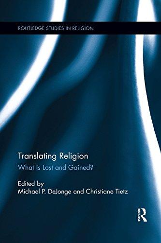 Translating Religion PDF Books