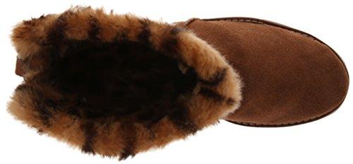 Skechers - Adorbs Polar, Stivale da donna Marrone (Braun (Csnt))