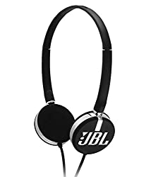(CERTIFIED REFURBISHED) JBL T26C On-Ear Headphone-Black