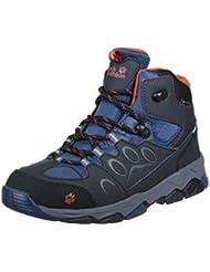 Jack Wolfskin BOYS RASCAL TEXAPORE 4003311-4001270 Jungen Trekking & Wanderschuhe