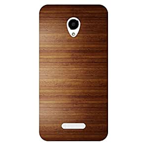 Print India 287AR Mobile Back Cover for Micromax Q391
