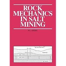 Rock Mechanics in Salt Mining-Pbk