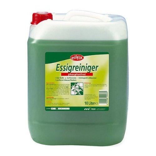 Eilfix Essigreiniger, 1 x 5 Liter Kanister