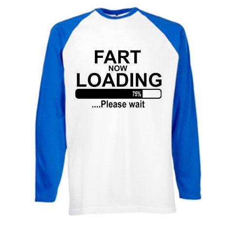 Alte Furz Lustig T-shirt (herren t-shirt Fart Loading lustige shirts fun shirt Furz Loading Langarm tshirt Mens Funny T Shirts)