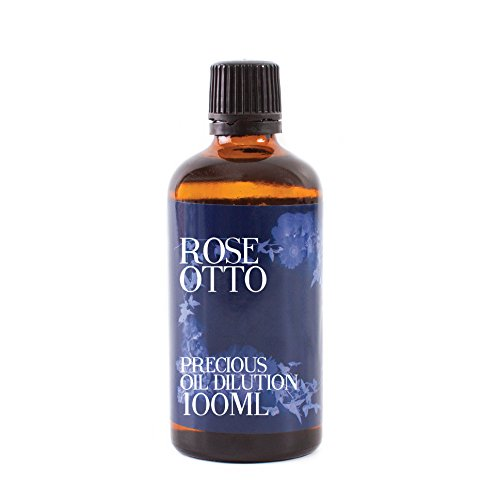 Mystic Moments | Rose Otto Essential Oil Dilution - 100ml - 3%...