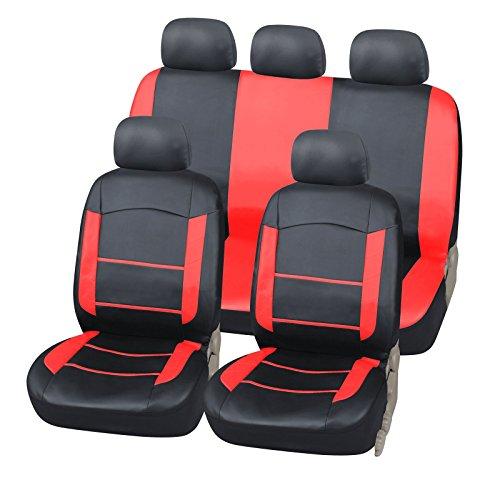 Sitzbezüge Schonbezüge SET AU Nissan Primastar Stoff schwarz