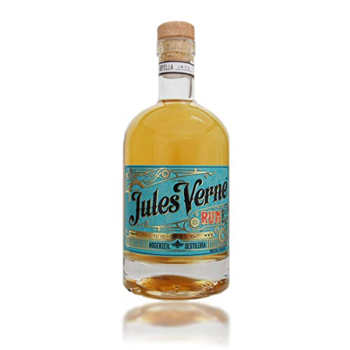 Jules Verne Gold - pure single craft rum - Paraguay - handgemacht - small batch - single barrel