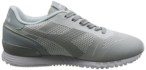 Diadora Titan Weave Uomo Sneaker Bianco Bianco